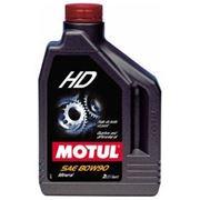 Трансмиссионное масло Motul HD 80W90 (2L) фото