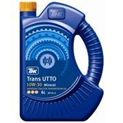 THK Trans UTTO 10w-30 фото