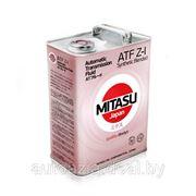 Масло трансмиссионное MITASU ATF Z-I Synthetic Blended 4л. фото