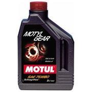 Трансмиссионное масло Motul Motylgear 75W80 (2L) фото