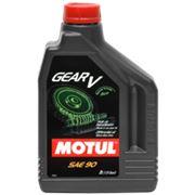 Трансмиссионное масло Motul Gear V90 (2L) фото