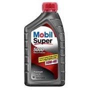 Моторное масло Mobil Super 5000 10W-40 0,946л фото