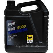 Моторное масло Agip Sint 2000 10W-40 4л фото
