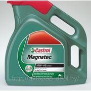 Castrol Magnatec 10W-40 A3/B4 4 л фото