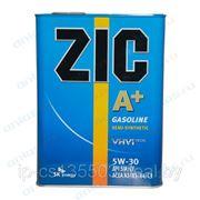 ZIC A+ 5W30 4 литра Semi-synthenic Gasoline фото