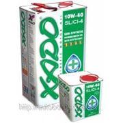 XADO Atomic Oil 10W-40 SL/CI-4, жестяная банка 5 л фото