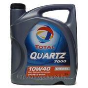 Масло моторное Total Quartz diesel 7000 10W-40 5л. фото
