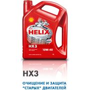 Масло Shell Helix HX3 фото