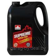 Моторное масло Petro-Canada Supreme 10W-30 1л фото