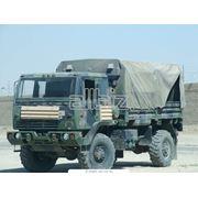 Перевозка негабаритных грузов в Литве. фото