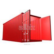 Аренда и прокат контейнеров морских и грузовых фото