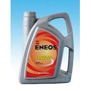Моторное масло Eneos 10w40 4л premium фото