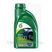 Масло моторное синтетическое BP Visco 5000 5W-40 1л. фото