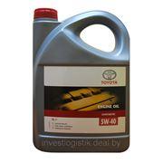 Масло моторное TOYOTA MOTOR OIL 5W-40 (08880-80835) 5L фото
