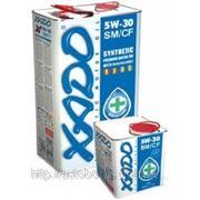 XADO Atomic Oil 5W-30 SM/CF, жестяная банка 4 л фото