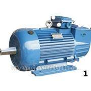 Крановый электродвигатель ДМТF МТН 011-6 фото