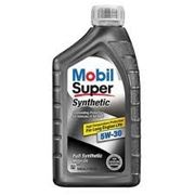 Моторное масло Mobil Super Synthetic 5W-20 0,946л фото