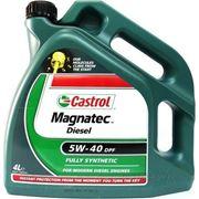 Castrol Magnatec Diesel 5W-40 DPF (4л) Масло моторное фото