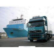 Международные мультимодальные перевозки грузов фото