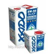 XADO Atomic Oil 5W-50 SL/CF, жестяная банка 1 л фото