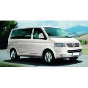 Аренда и прокат минивена VW Multivan фото