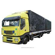 Международные перевозки комплексных партий грузов. фото