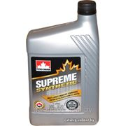 Моторное масло Petro-Canada Supreme Synthetic 10w-30 1л фото