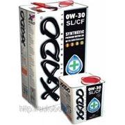 XADO Atomic Oil 0W-30 SL/CF, жестяная банка 5 л фото