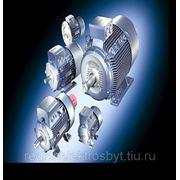 Электродвигатель асинхронный АИР160S8 7.5кВт 750 об/мин фото