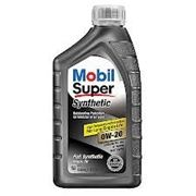 Моторное масло Mobil Super Synthetic 0W-20 0,946л фото