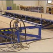 Поворотный сборочный кондуктор стеновых панелей и фронтонов TW-9000 фото