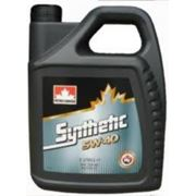 Моторное масло Petro-Canada Europe Synthetic 5W-40 1л фото