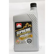 Моторное масло Petro-Canada Supreme Synthetic 0w-30 1л фото