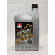 Моторное масло Petro-Canada Supreme Synthetic 5w-30 4л фото