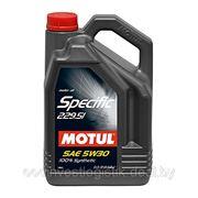 Моторное масло Motul 5W30 Specific 229.51 5L фото
