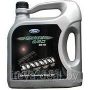 Моторное масло FORD 5W30 5L фото