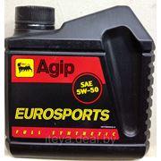 Моторное масло Agip Eurosports 5W-50 1л фото