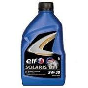 Масло синтетическое ELF SOLARIS DPF 5W/30 (1л.) фото