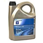 Моторное масло GM Dexos 2 OPEL 5w30 5L фото