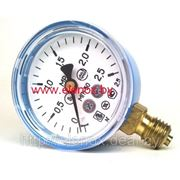 Манометр газовый МП50М-О2 фото