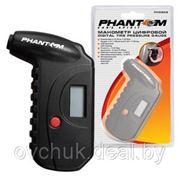 Манометр цифровой Phantom фото