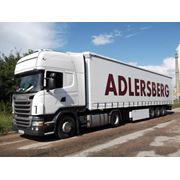 Международная автоперевозка сборных грузов фото