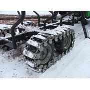 Тракторы гусеничные разные