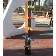 Детское сооружение модель С07 Оборудование для детских площадок фото