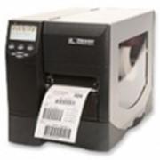 Принтер Zebra ZM 400 203 dpi фото