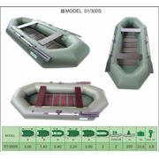 Надувная лодка ПВХ Велес 01/300S фото