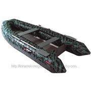 Надувная лодка ПВХ Мнев и К Кайман N-360 фото