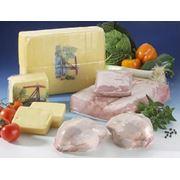 Термоусадочные пакеты для упаковки мяса птицы и сырных изделий фото