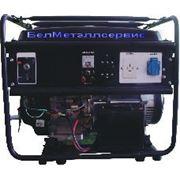Мобильная электростанция (бензогенератор) МЭС-5,5К2 фото