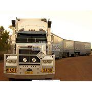 Перевозки грузовые мультимодальные